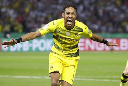 Borussia Dortmund edge Eintracht Frankfurt to win DFB Pokal final