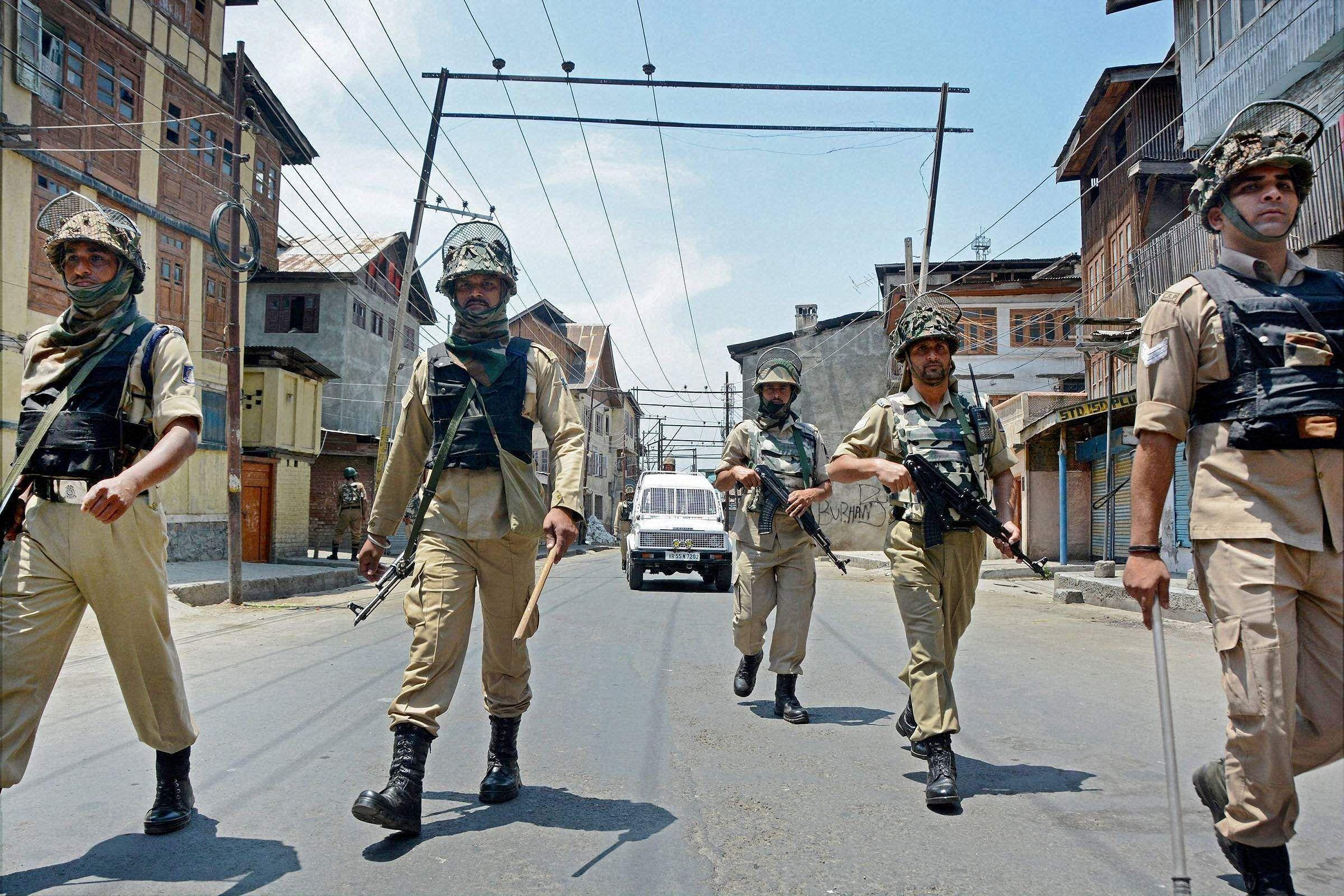 Pakistan brands Hizbul terrorist Sabzar Bhat's killing as 'extra-judicial'