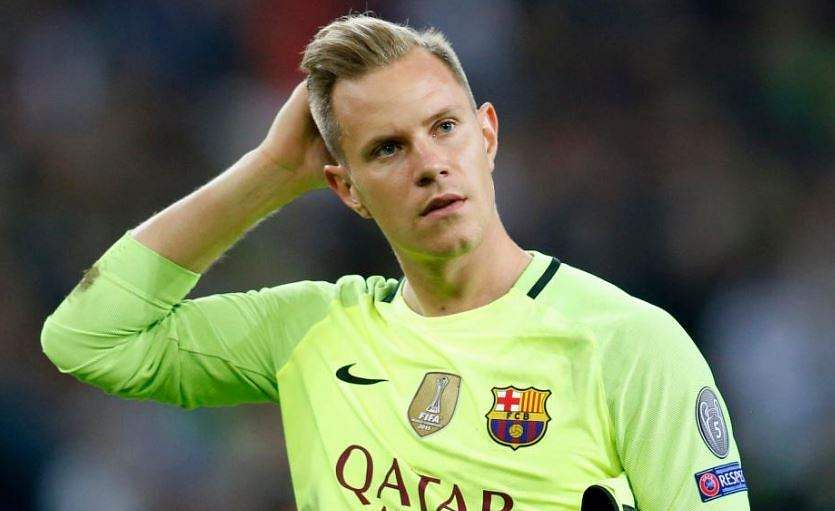 Ter Stegen agrees Barca renewal until 2022