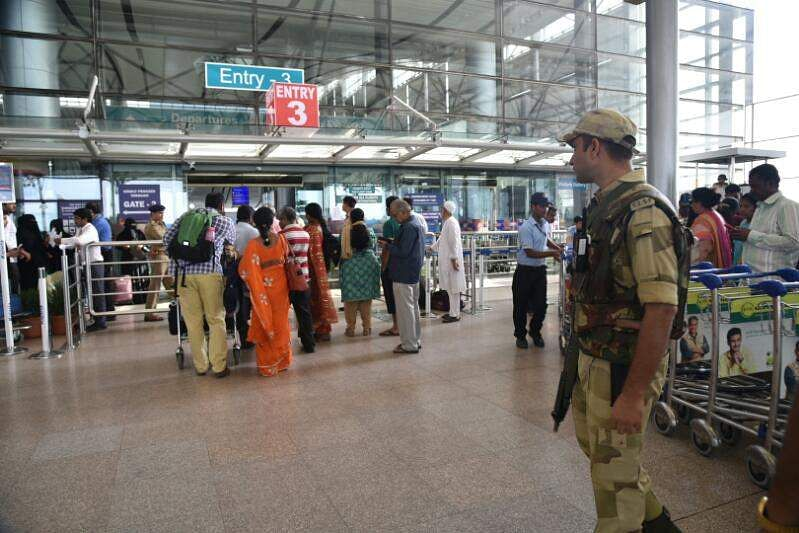 Handbag stamping at six more airports to end from June 1