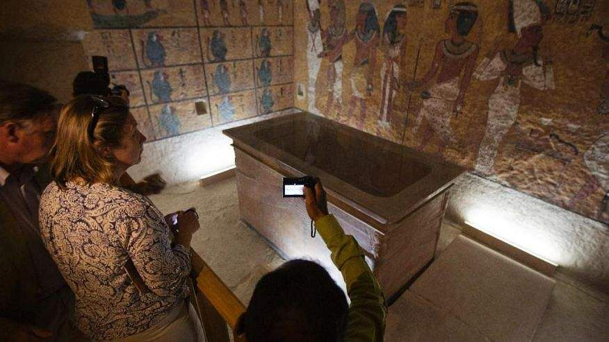 Egypt: 4000-year old funerary garden discovered in Luxor