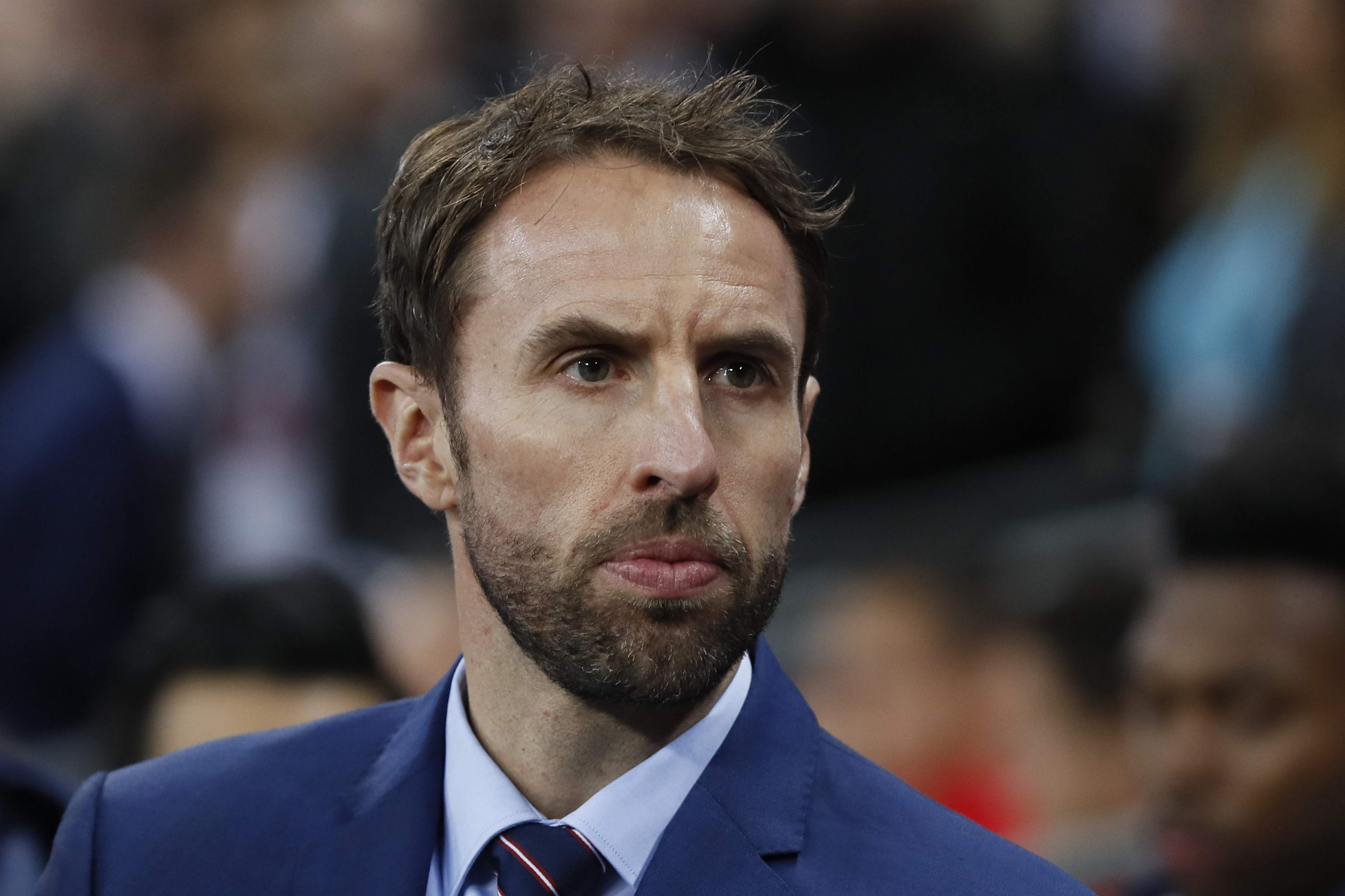 Gareth Southgate says England can help heal terror wounds ...