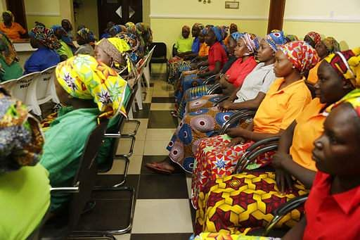 Freed Chibok Girls Will Be Enrolled In New Schools - Alhassan
