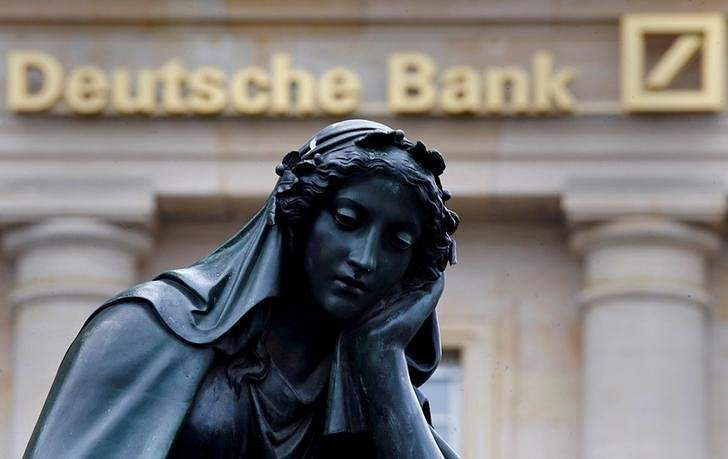 Fed fines Deutsche Bank for anti-money laundering failures