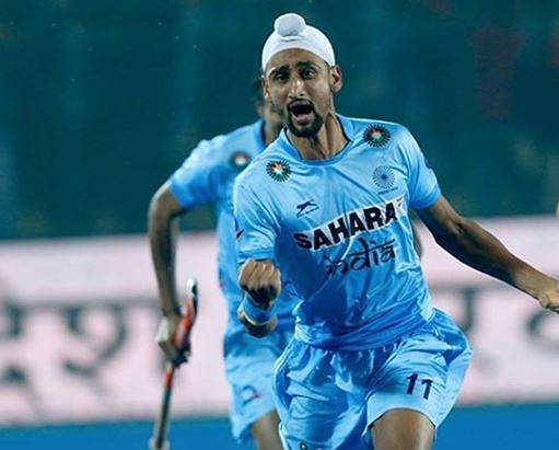 Azlan Shah Cup: Mandeep's Hat-Trick Helps India Edge Past Japan