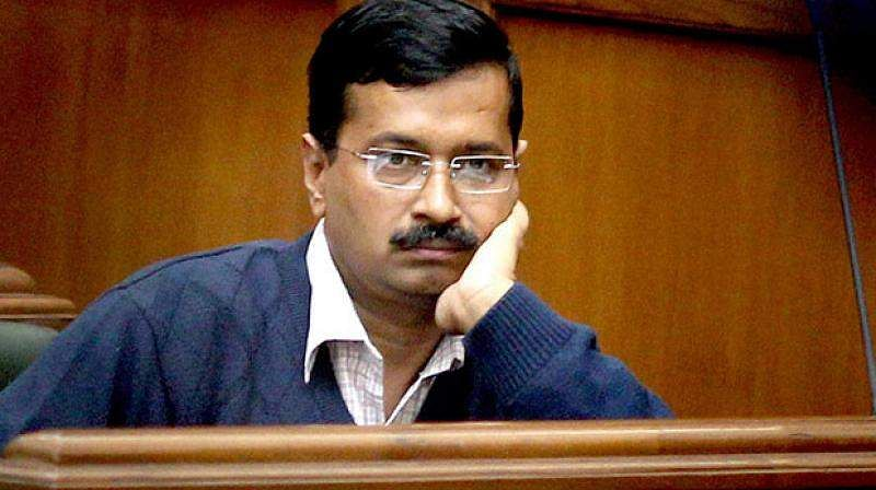 Congress seeks probe against Kejriwal over 'bribe' charge