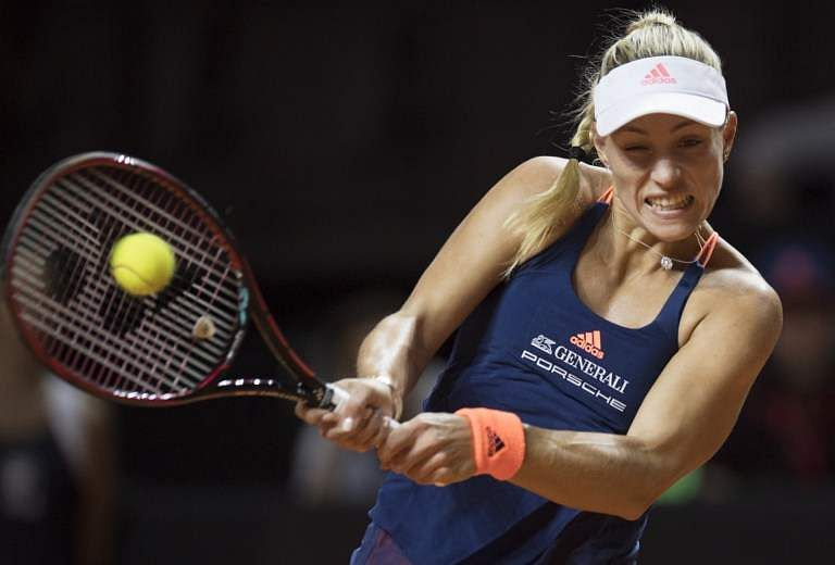 Eugenie Bouchard beats Maria Sharapova in grudge match