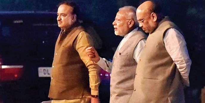 BJP sets up three-member committee for presidential election