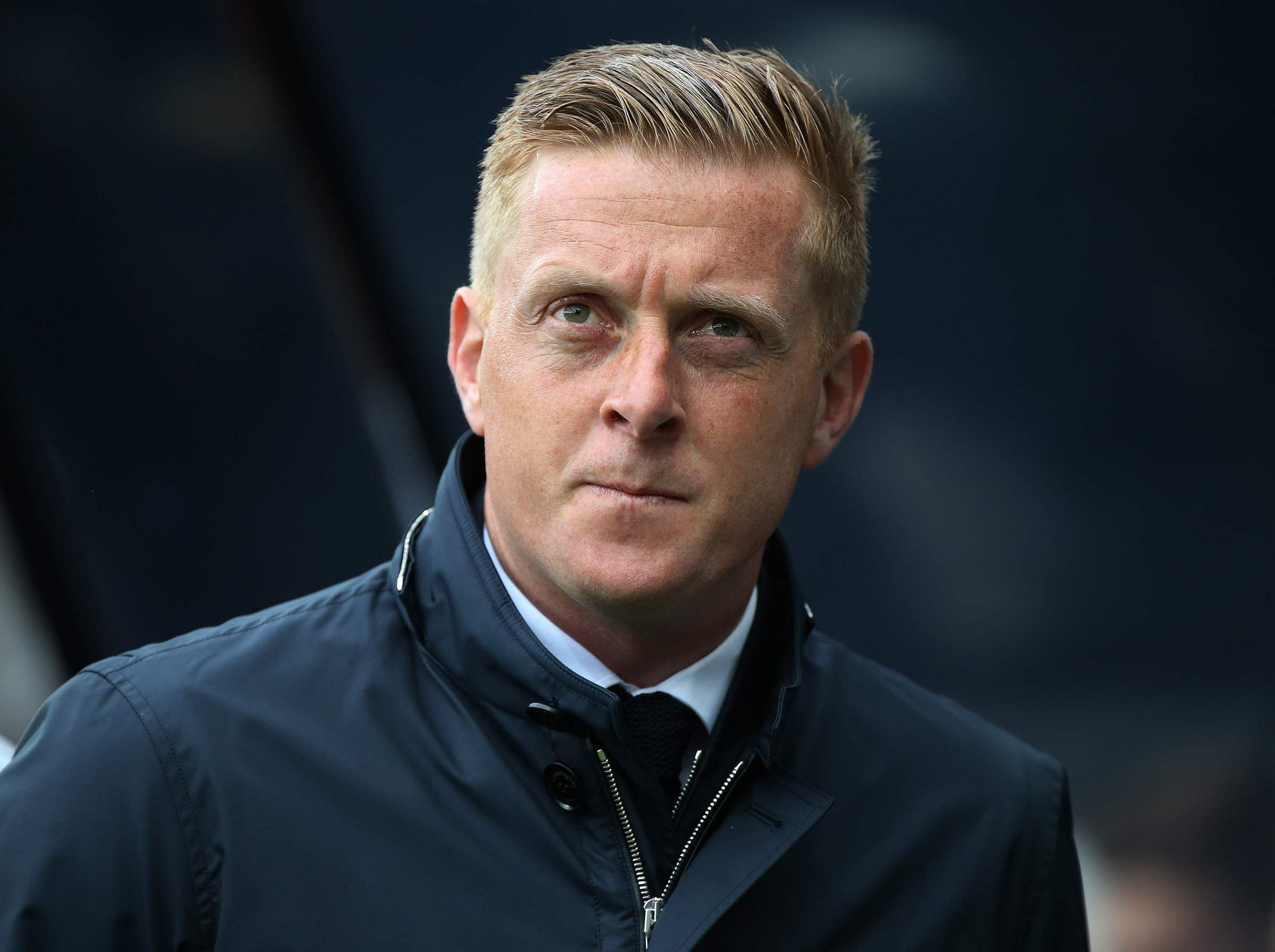 Newly appointed Middlesbrough gaffer Garry Monk