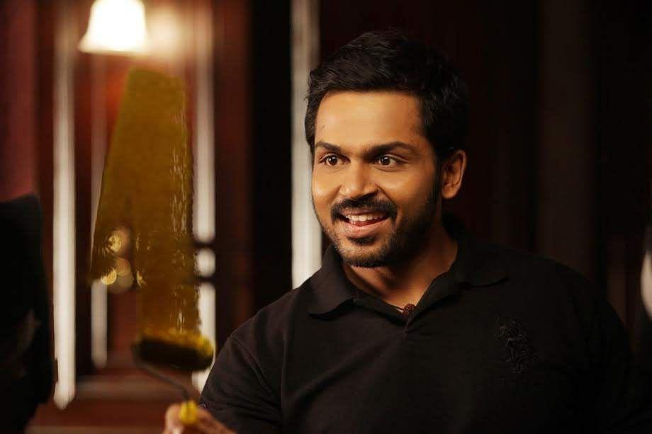 Suriya to produce Karthi's next film