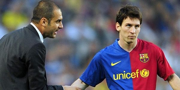 Barcelona striker Lionel Messi most gifted athlete in the ...