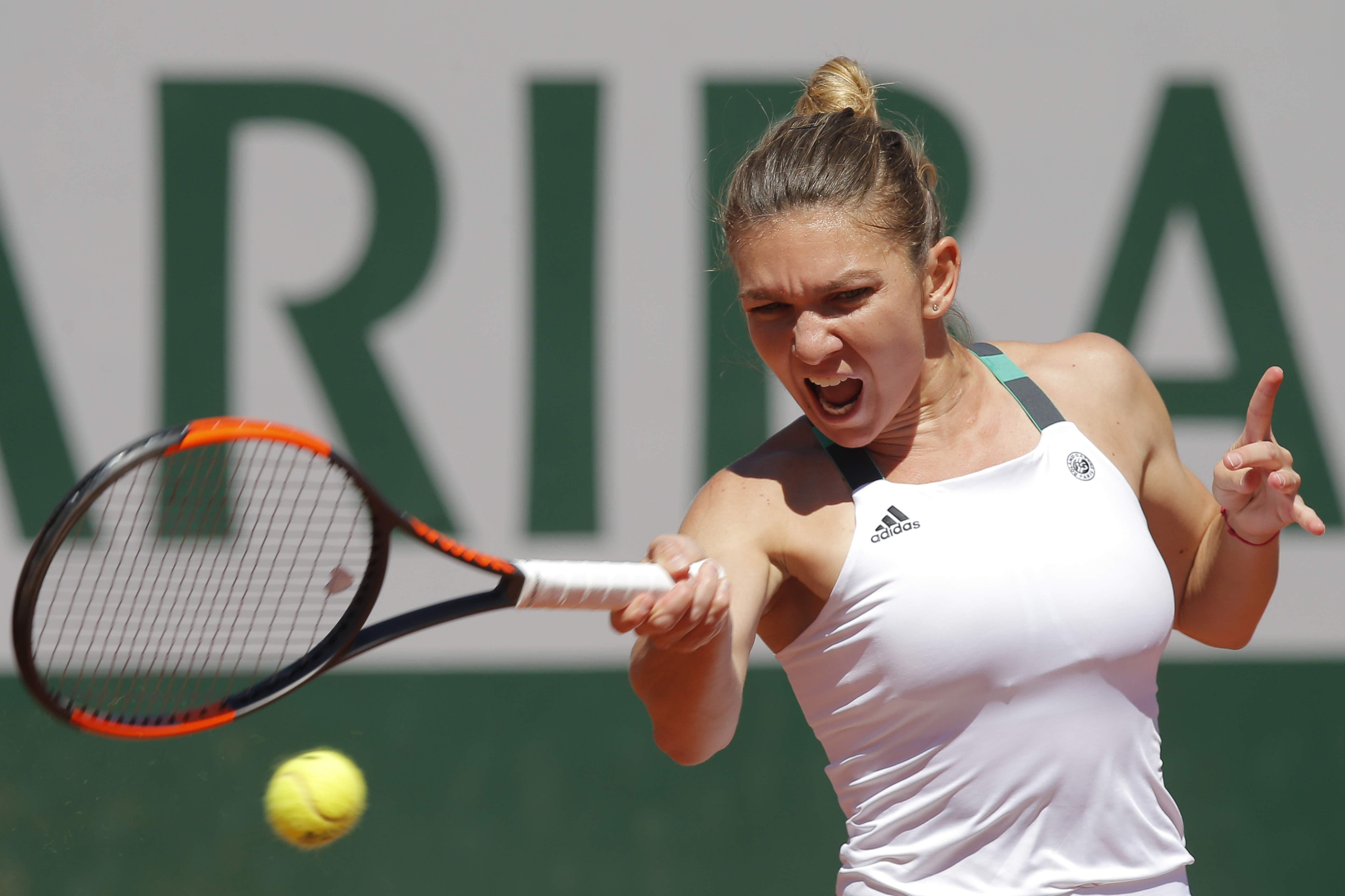 Simona Halep Tennis Player | Simona Tennis | Halep simona ...  |Halep
