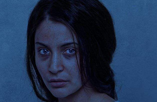 Bollywood Star Anushka Sharma scares first look Pari