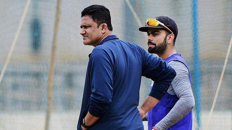 COA wants Kumble to continue as Indian Coach