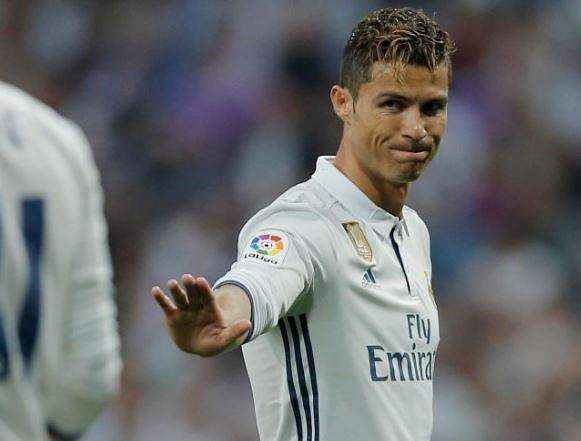 Ronaldo attracting the headlines after report he might leave