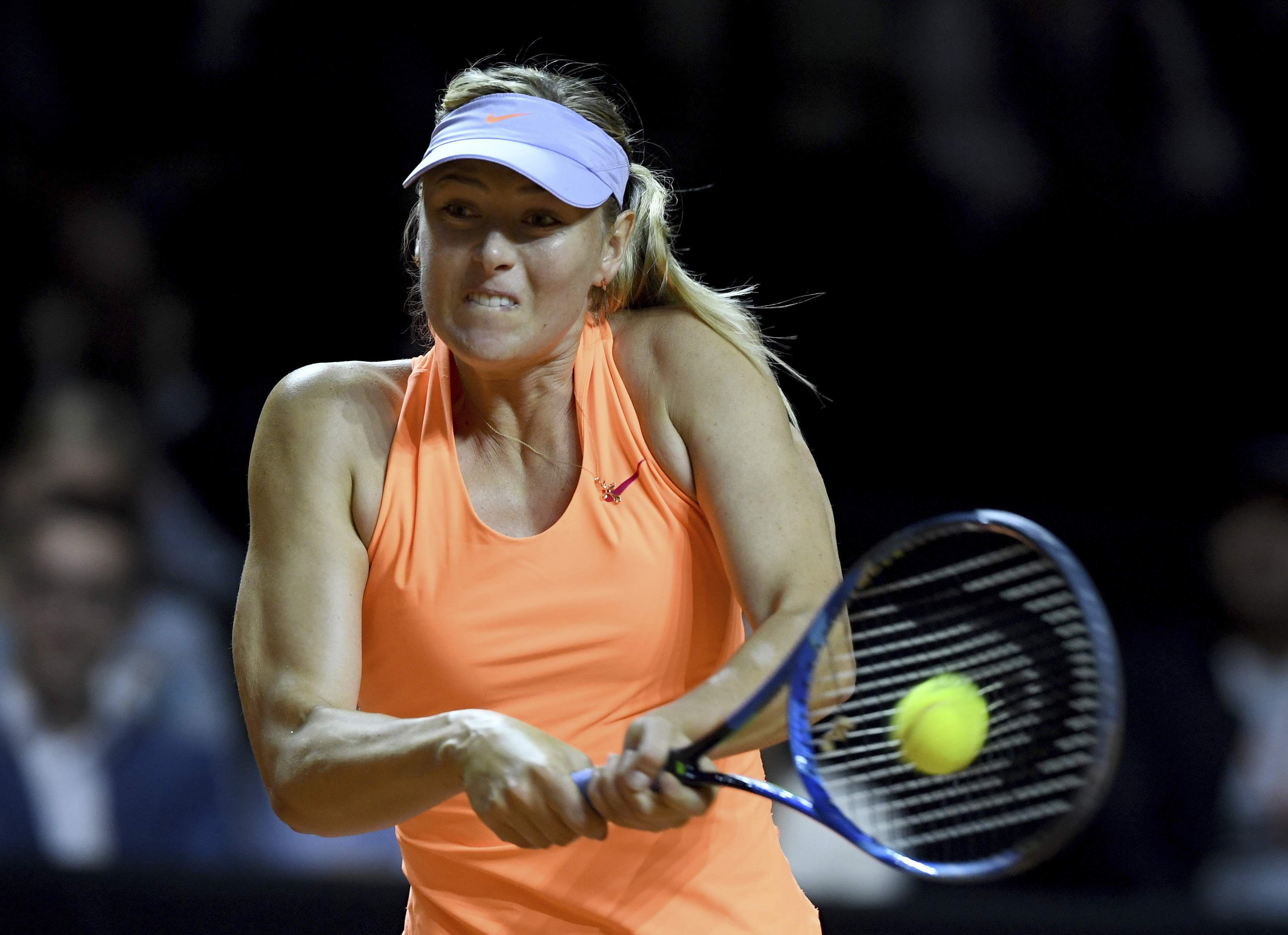Maria Sharapova receives invite to WTA Stanford event The New