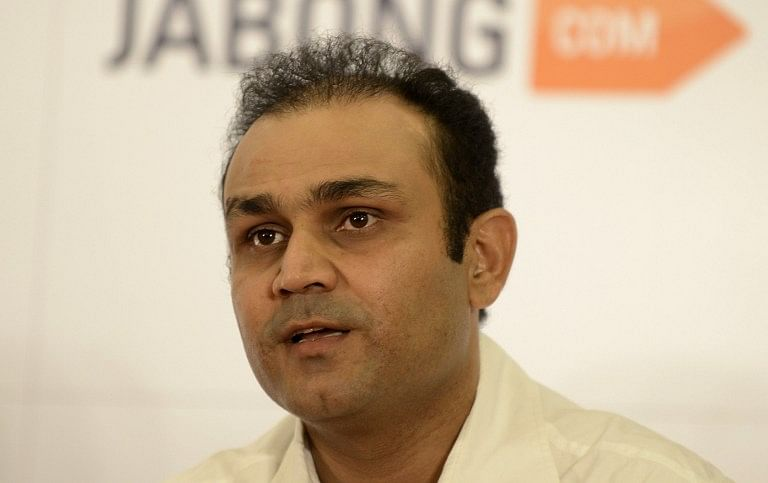 Sehwag denies sending two-line CV to BCCI