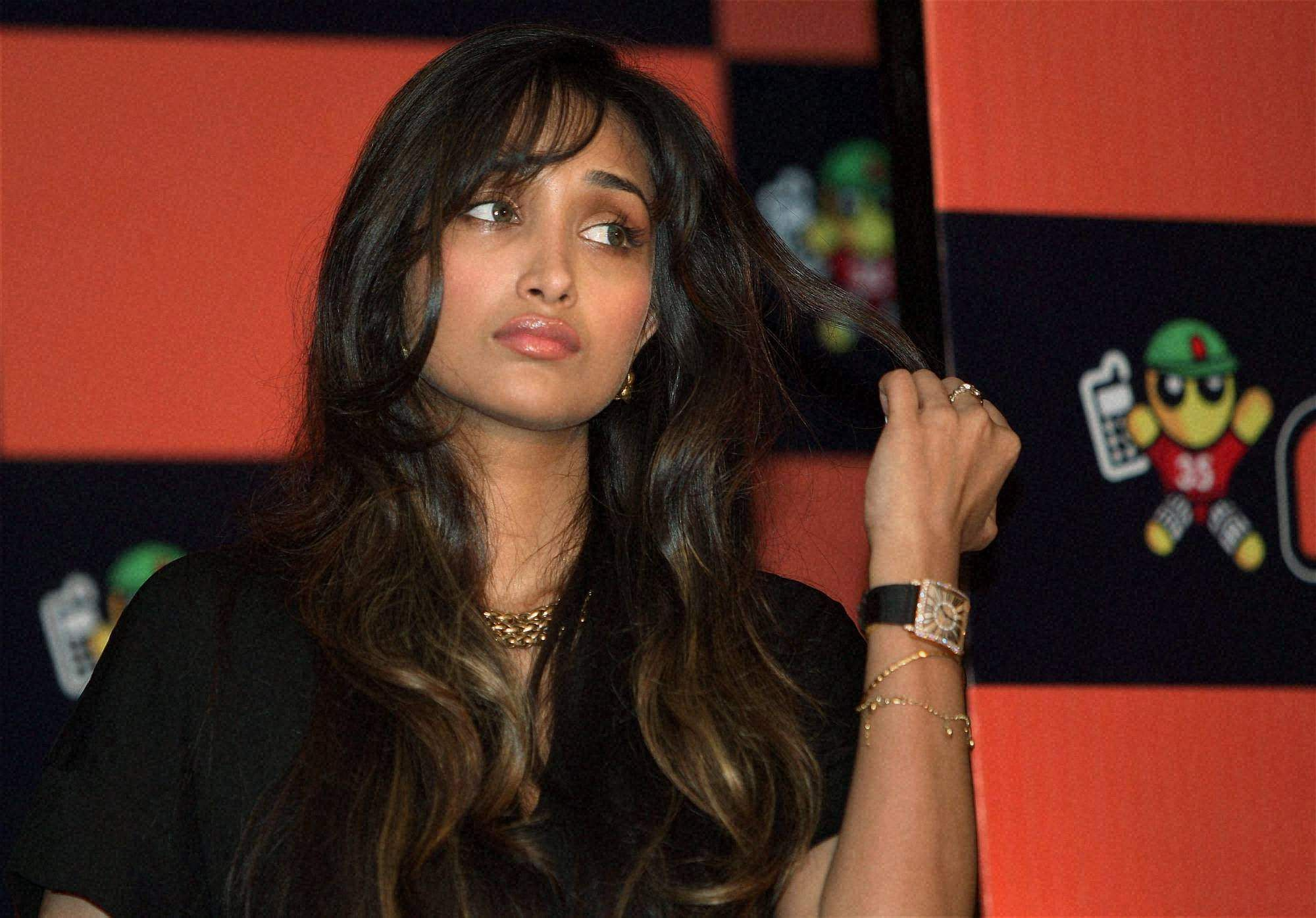 late actress Jiah Khan