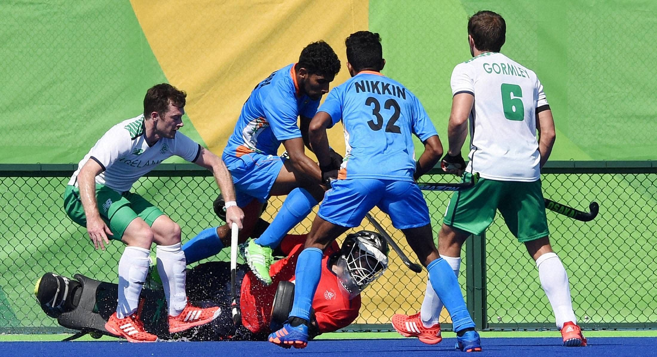 Hockey World League semi-final India take Netherlands today