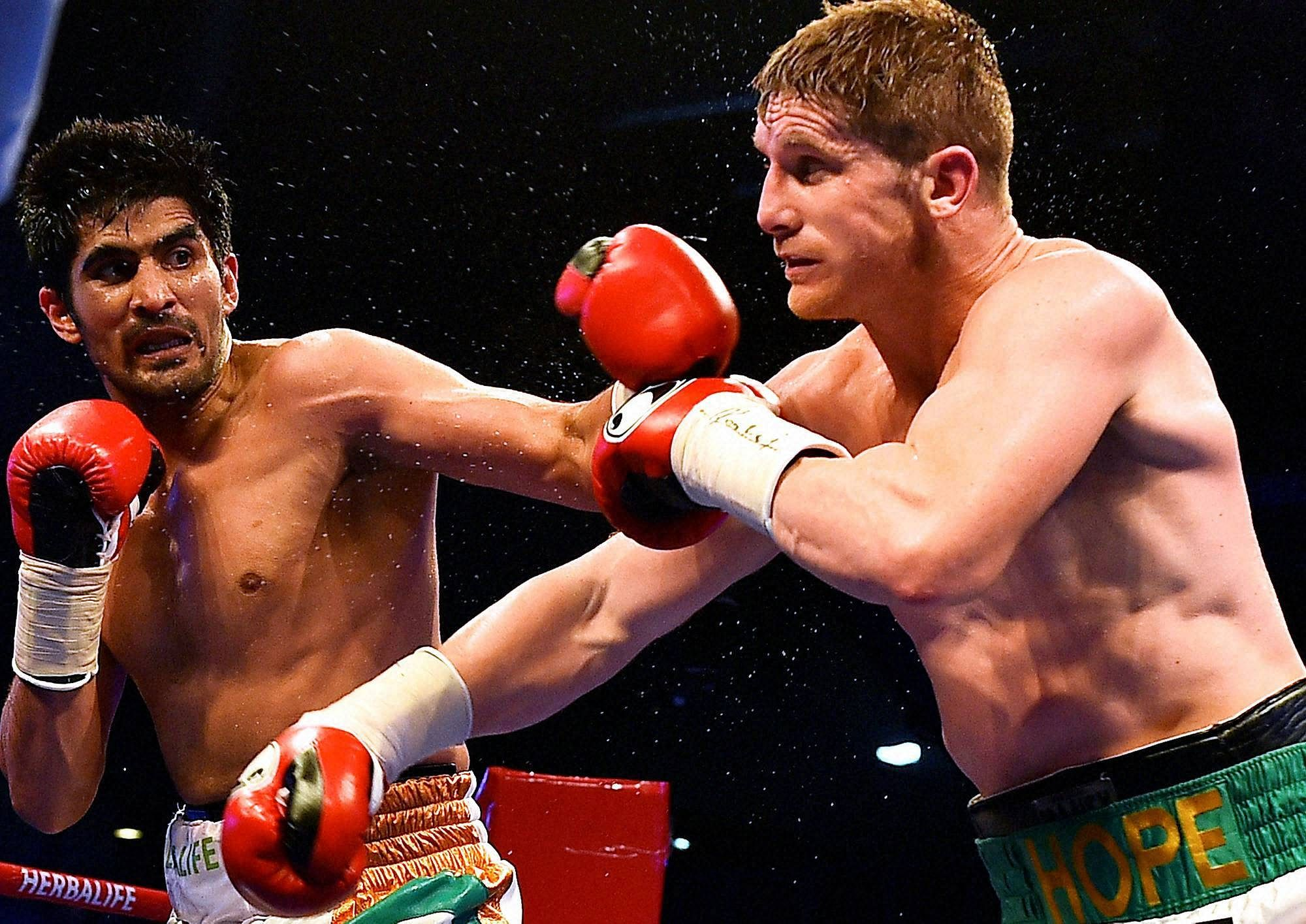 Vijender Singh to meet Zulpikar Maimaitiali in his next pro bout