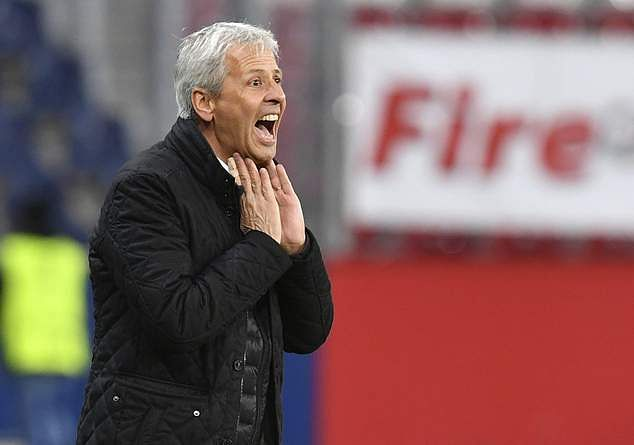 Nice end talk of Lucien Favre taking charge at Borussia Dortmund