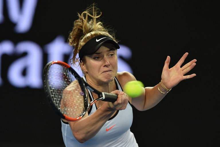 Birmingham Classic: Elina Svitolina overcomes Heather Watson in first round