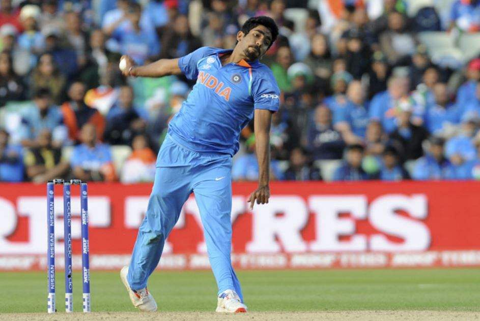 Police ducks Bumrah's bouncers on social networking; remove no-ball poster