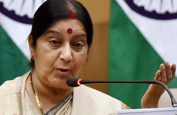 Passports would now be in both Hindi and English: Sushma Swaraj- The New Indian Express