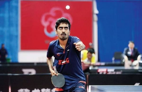 Sights on top 70, Sathiyan ready for Australia test- The New Indian Express