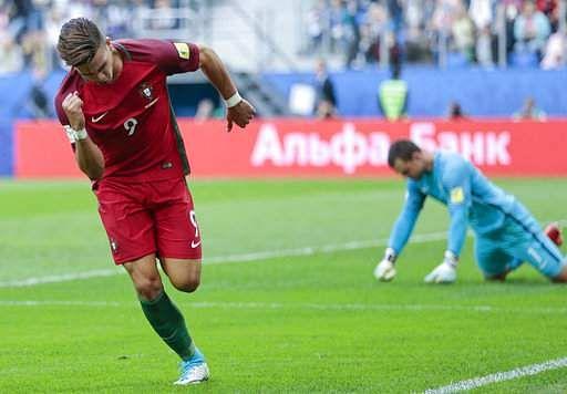 Confederations Cup: Portugal beat New Zealand to enter semi-finals