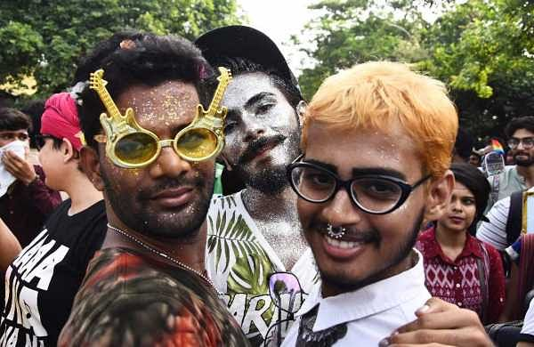Call for freedom from dicrimination resonates loud at Chennai LGBT pride parade- The New Indian Express
