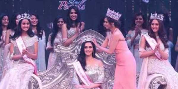 The crowning ceremony of Femina Miss India 2017. (Photo | Miss India/ Twitter)
