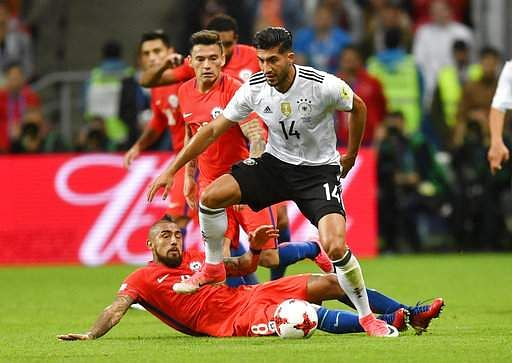 Chile into semis after draw with profligate Australia
