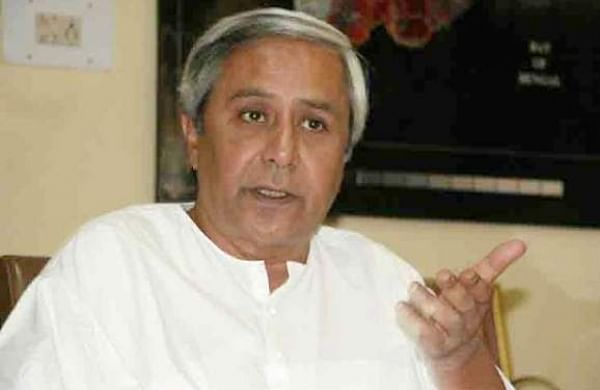 BJD leader and Odisha CM Naveen Patnaik (File | PTI)