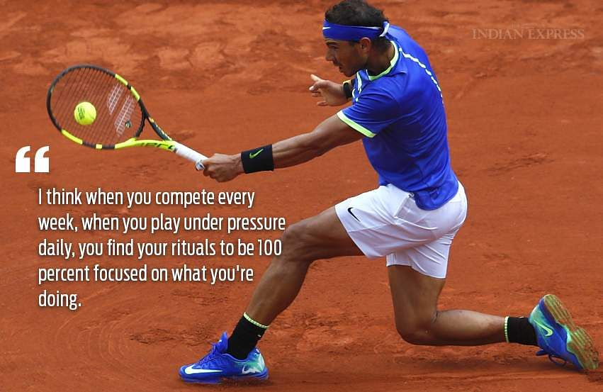 10 Inspiring Quotes By The King Of Clay Rafael Nadal The New Indian
