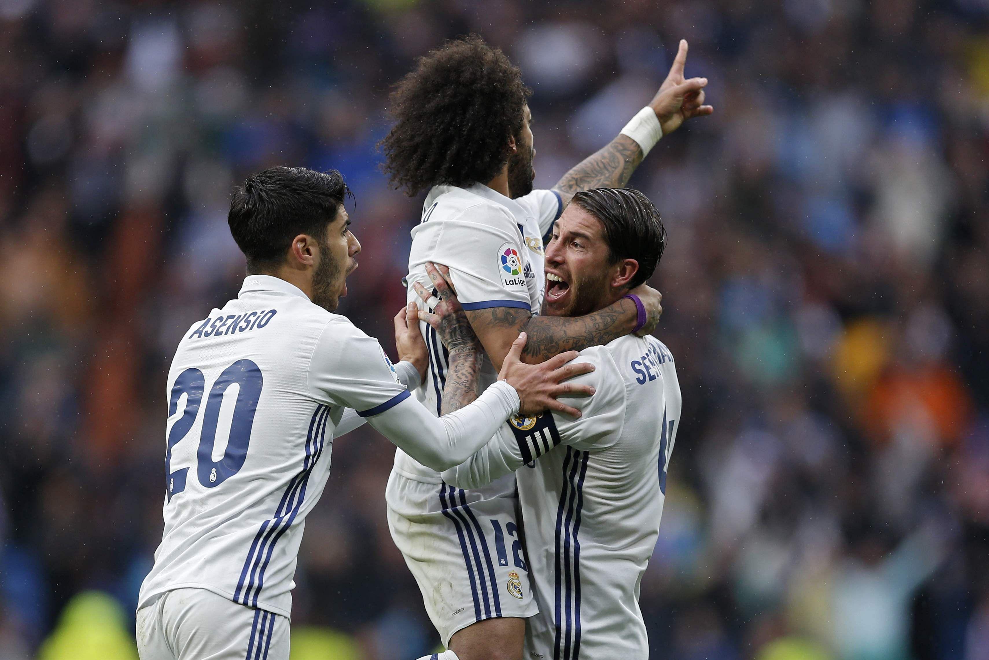History awaits Real Madrid and Juventus Sergio Ramos over