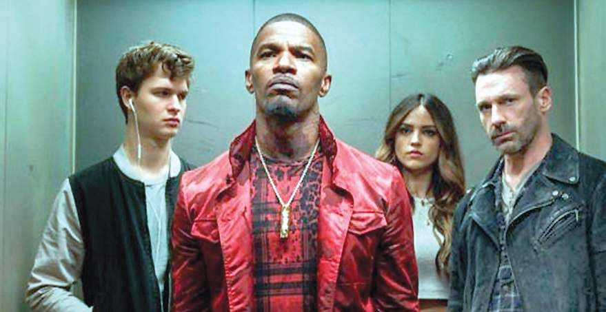 'Baby' Driver' Crew Reveals What It is Like to Film in Atlanta