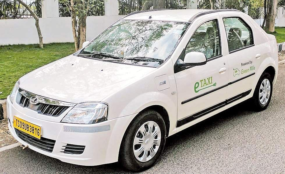 new car launches in hyderabadIndias first etaxi to hit Hyd roads The New Indian Express