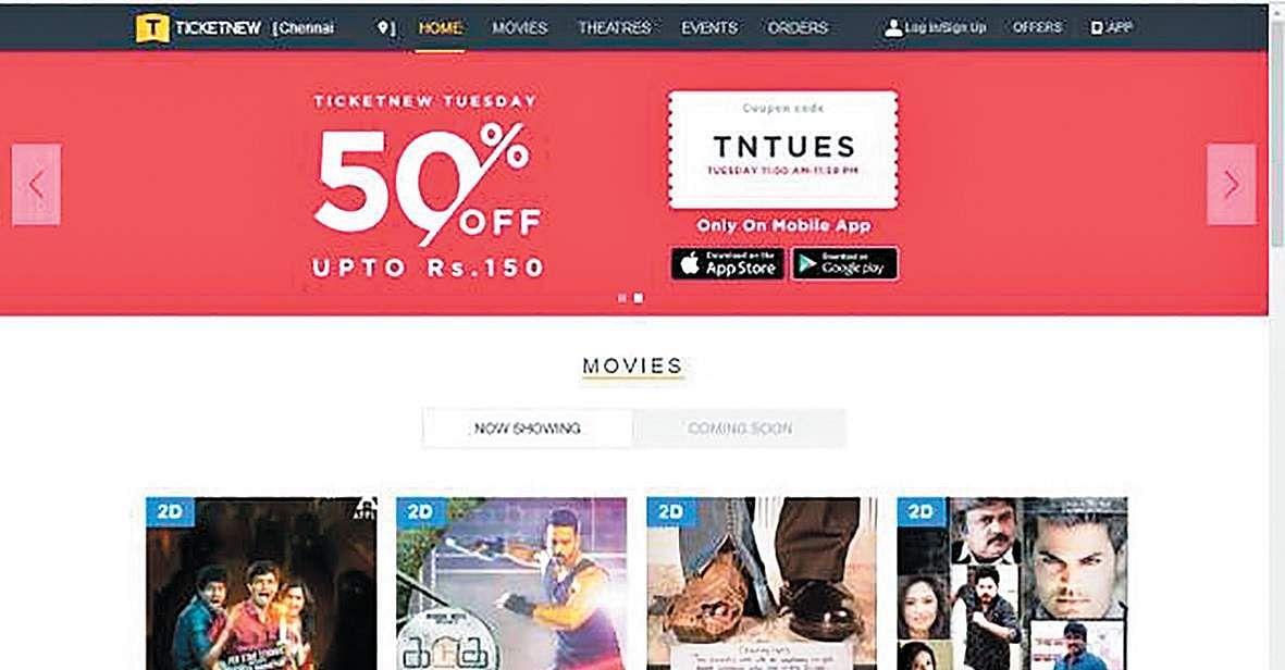 Alibaba buys majority stake in TicketNew