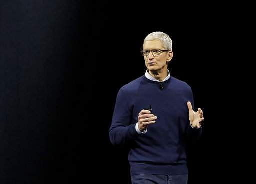 Tim Cook Says Apple Is Working With UK In Terror Investigations
