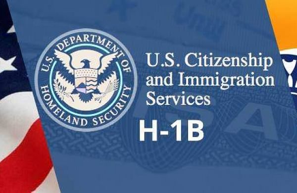 No restrictions on H-1B visa: US official- The New Indian ...