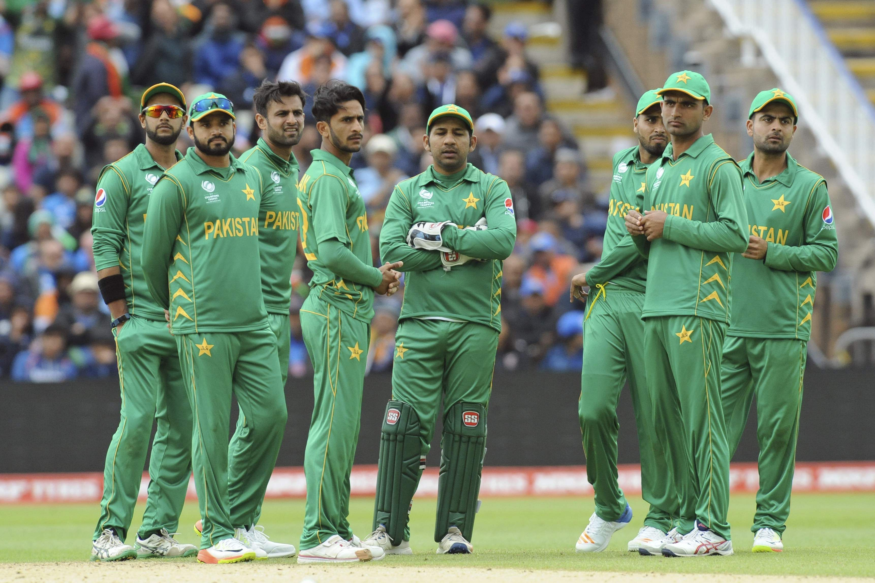 Pakistan 'up for the fight' against South Africa
