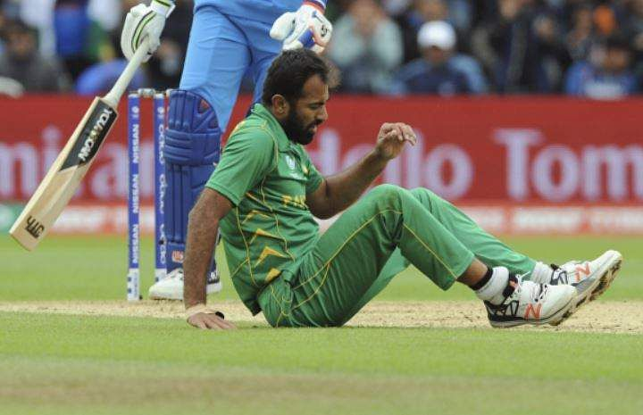 Pakistan lose Riaz for Champions Trophy