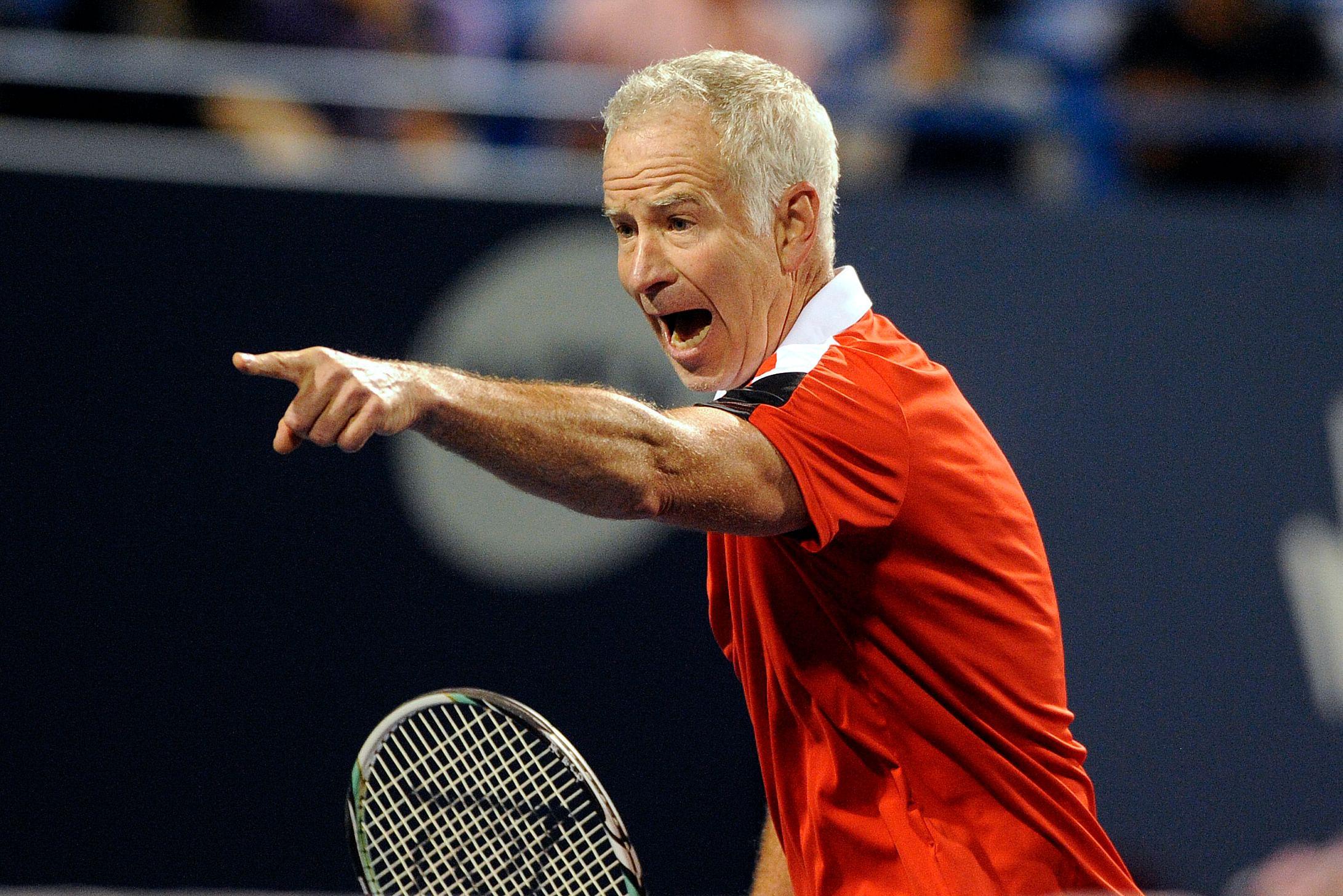 Novak Djokovic gave up: John McEnroe blasts Serb- The New ...