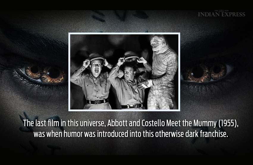 Rise And Rise Of The Mummy- The New Indian Express