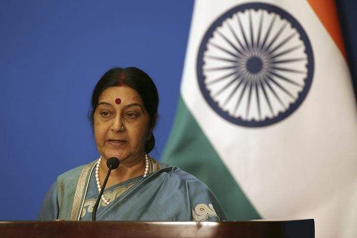 Sushma Swaraj is ready to help you even on Mars