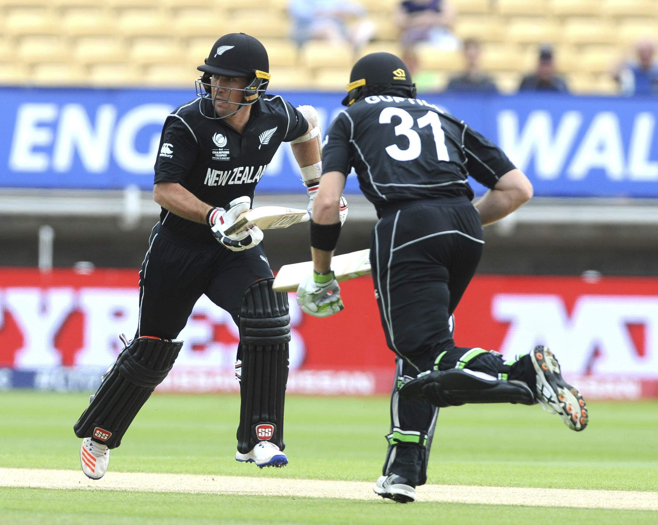 Rain delays Champions Trophy match between Bangladesh, New Zealand