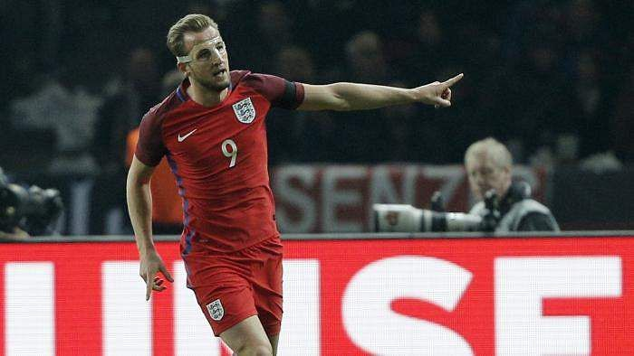 Tottenham star Harry Kane ready for England captaincy
