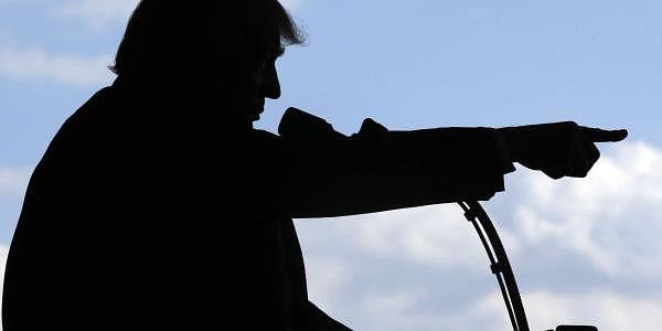 Trump Silhouette