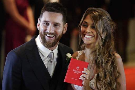All you need to know about Lionel Messi's wedding
